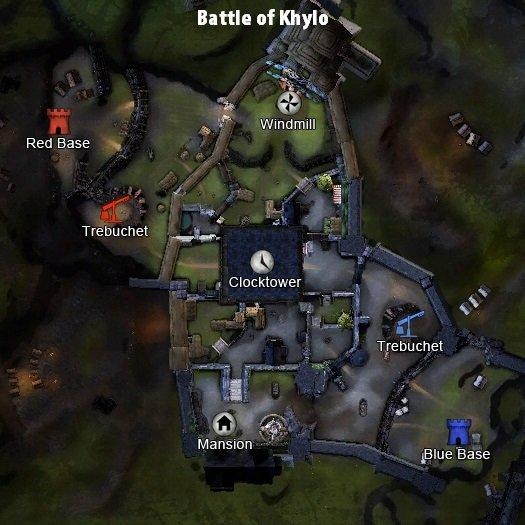 Battle of Khylo Strategy