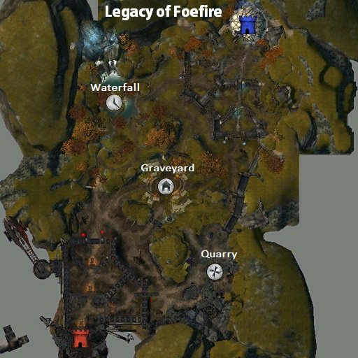 Legacy of the Foefire Strategy
